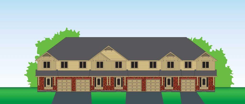 Schuyler Estates 2 Storey Condo Plan
